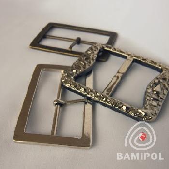 Zapięcia metalowe do pasków