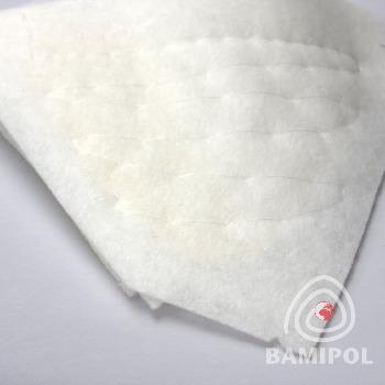 21.01 wkłady barkowe fastrygowane poduszki fastrygowane