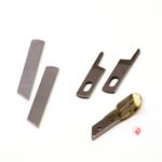 Noże do maszyn szwalniczych